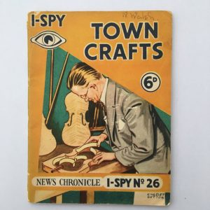 5 Vintage I-Spy Books 3