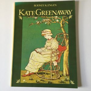 Vintage Book, Kate Greenaway, a Biography, Rodney Engen