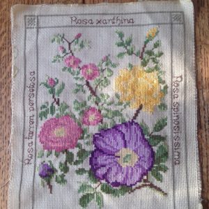 Vintage Cross Stitch 4
